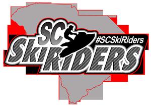 South Carolina Ski Riders Jersey Logo